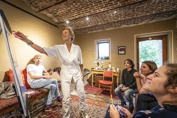 FRESQUE du CLIMAT - atelier participatif - brainstorming