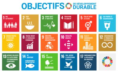 Objectifs de développement durable: comprendre les 17 ODD